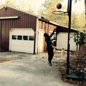 Armon basketball 2