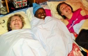 Granddaughters sleep night (2)