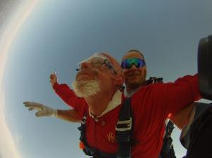 Dean Skydiving