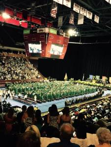 Miller graduating