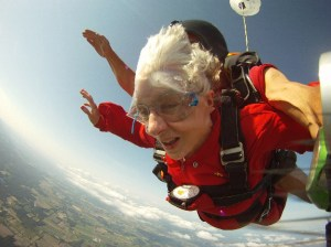 Norma Skydiving
