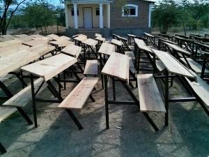 Haiti desks