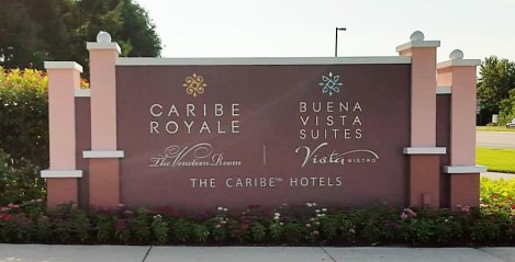 Orlando Caribe resort