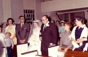 Wedding June 13 '59 001