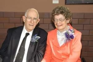 LJ & Ermadel 56 years