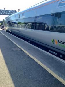 Ireland train