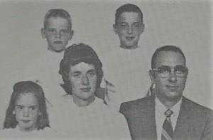 Bob & Judy family