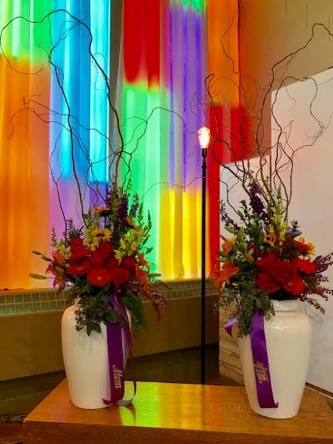 Judy Funeral flowers